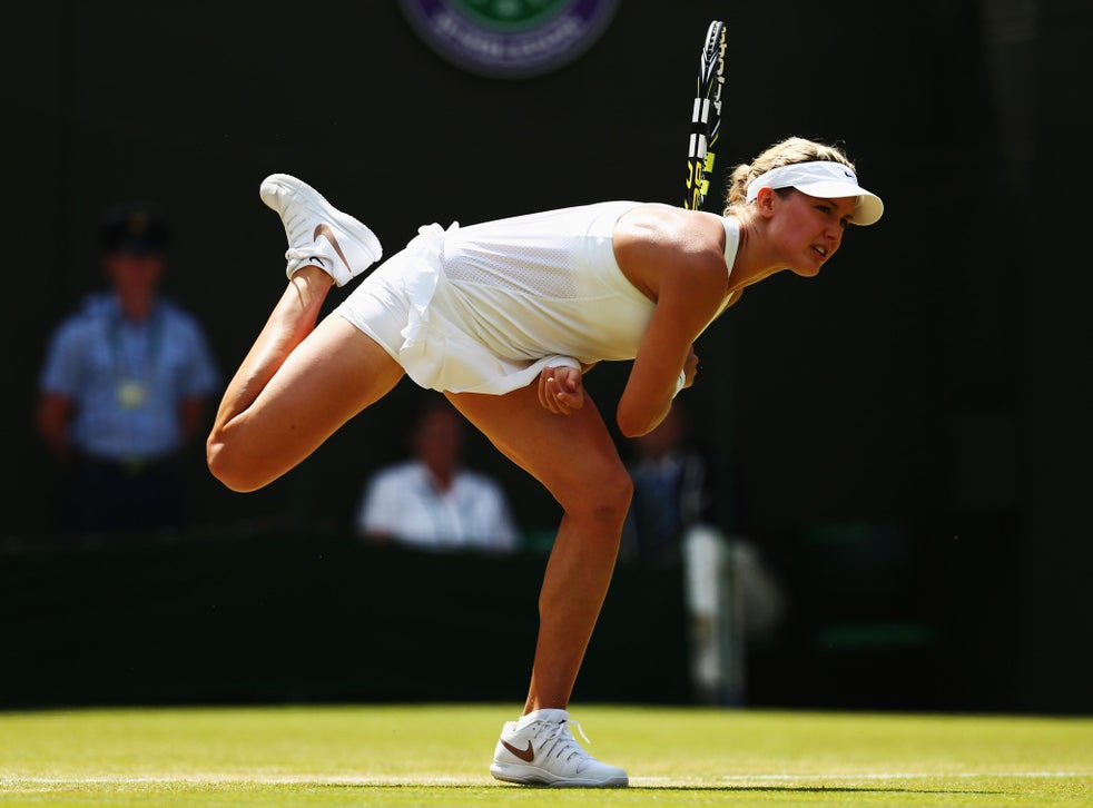 Bouchard vs halep betting expert indianapolis off track betting parlor