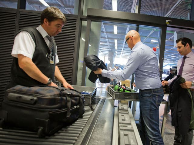 <p>Safety first: good aviation security protects passengers</p>