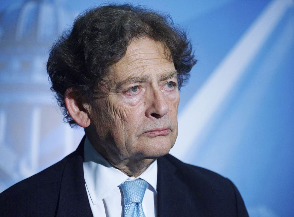 Lord Lawson appeared on the news programme back in February