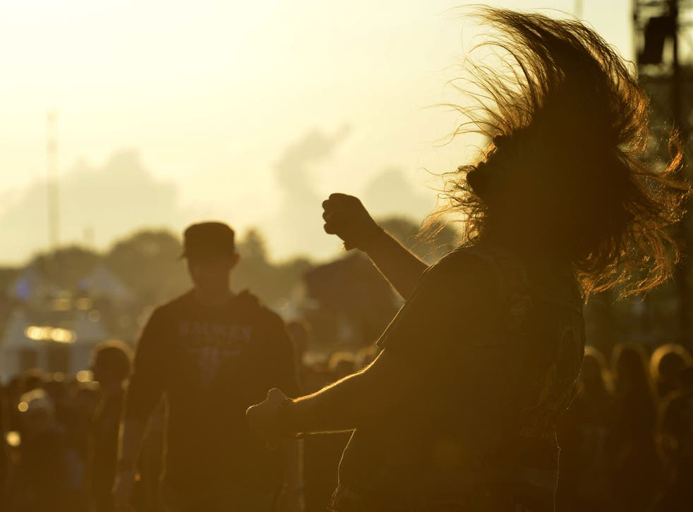 Headbanging could cause potentially fatal bleeding in the brain