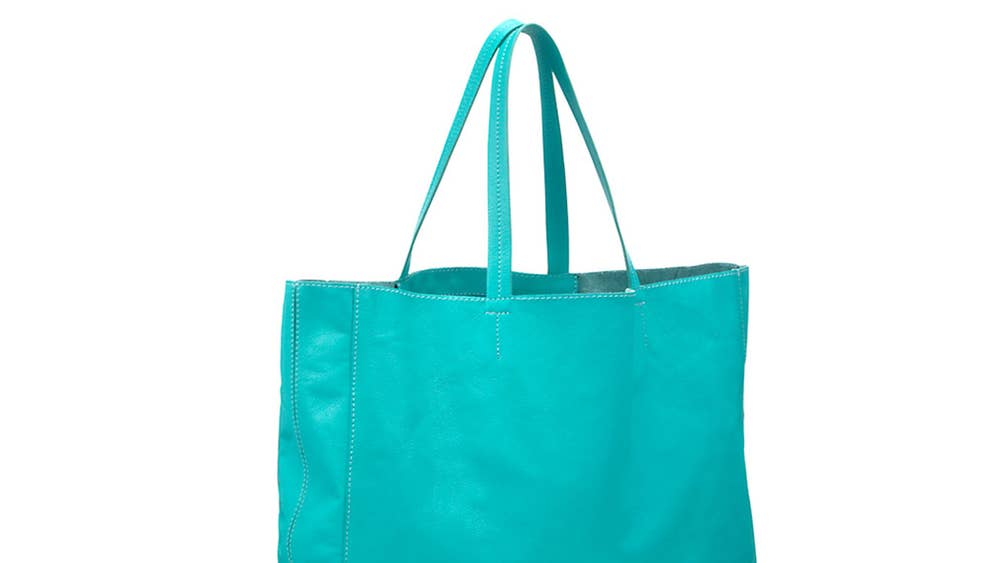 cc7dd91946c Collection Weekend by John Lewis Morgan Leather Tote Bag