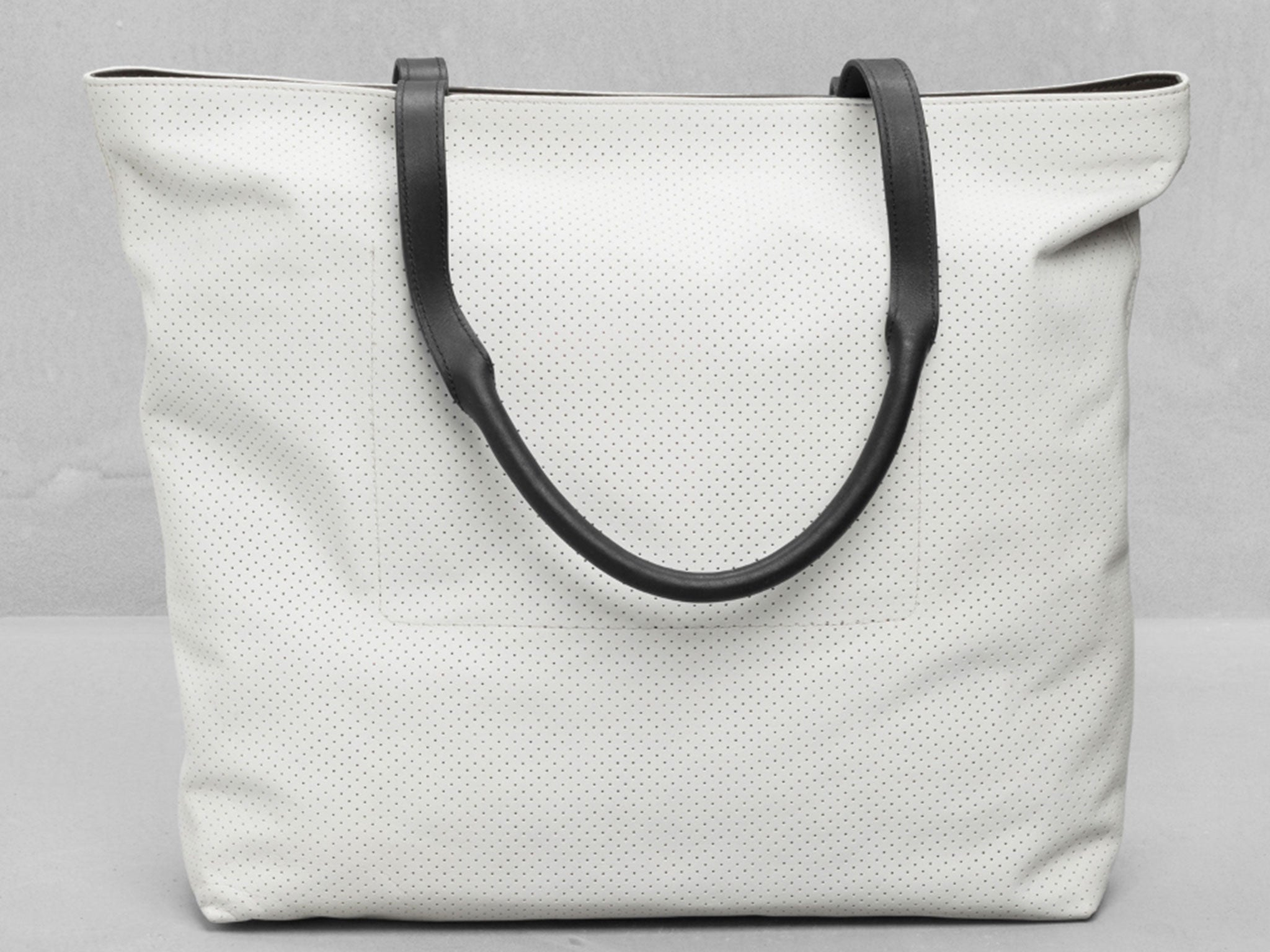 fa2227717e9 Collection Weekend by John Lewis Morgan Leather Tote Bag. Mulberry Tessie  Tote. Orla Kiely Patent Tote. Perforated Tote