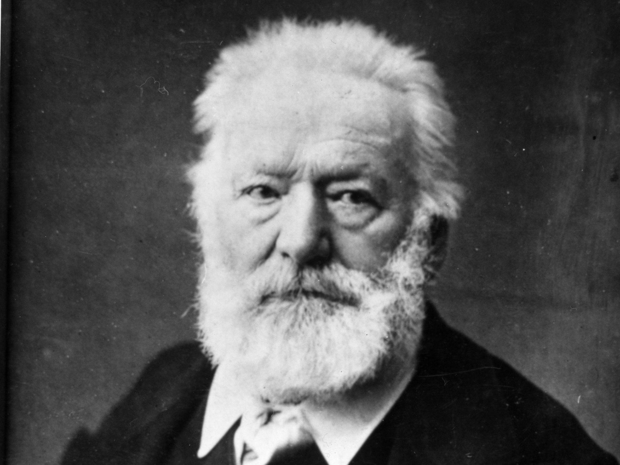 Victor Hugo book
