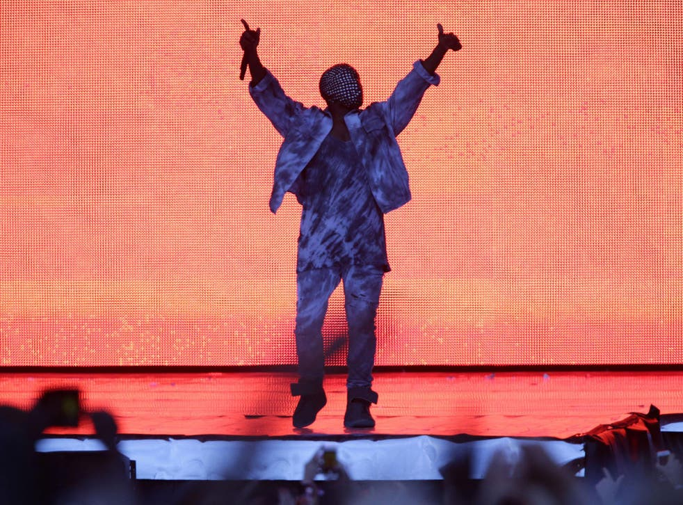 Kanye West is heading to Glastonbury Festival as a 2015 headliner