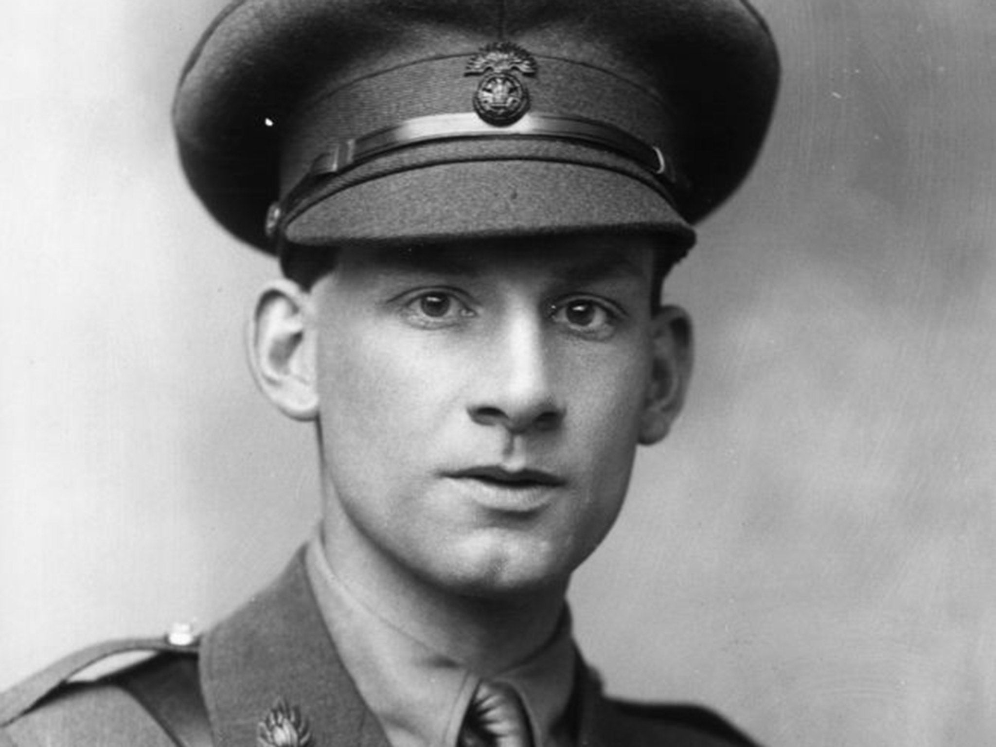 Today in history� farewell to the war-weary soldier poet