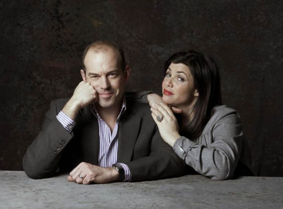 Phil Spencer and Kirstie Allsopp have set up a successful Glasgowbased independent production company