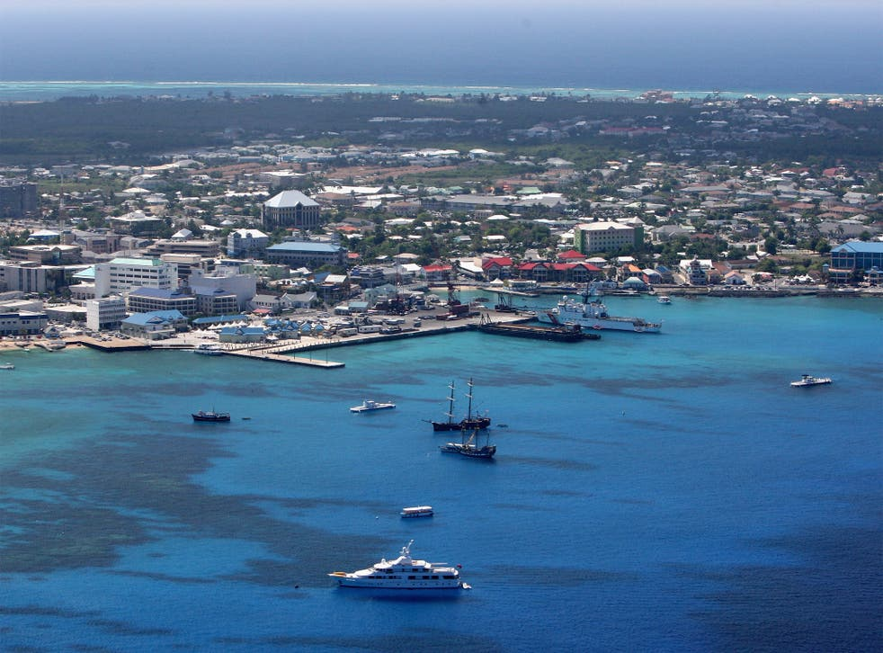 The Cayman Islands is home to 18,000 companies