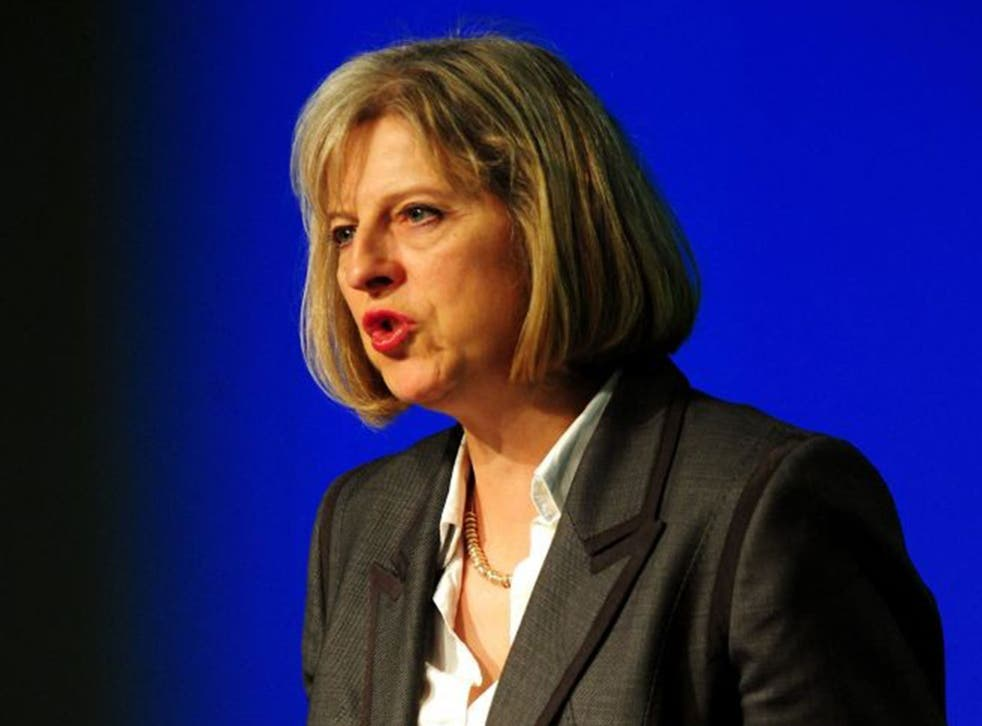 Theresa May will make her statement amid growing calls for a public inquiry