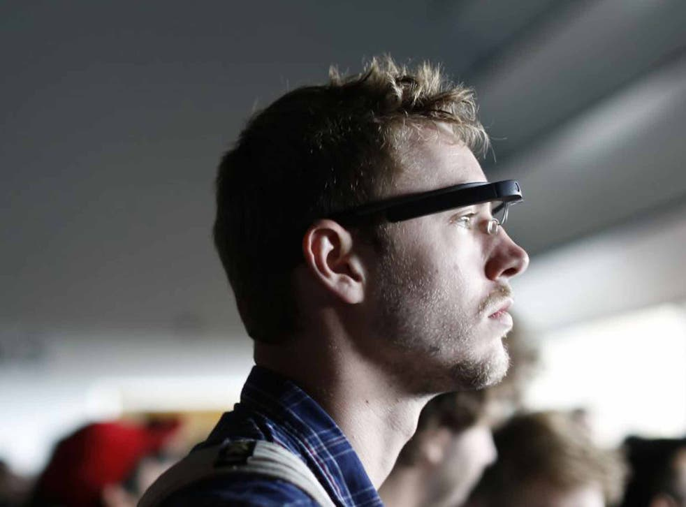 Eyes wide open: Google Glass is now on sale in the UK