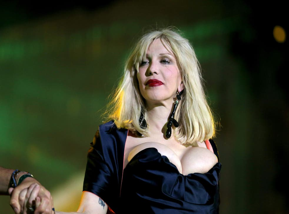 Courtney Love: 'They will forgive you all the drugs in the world. But they  will never forgive you for getting fat' | The Independent | The Independent