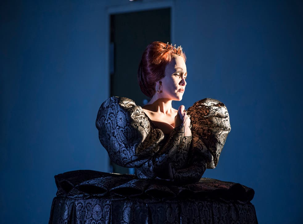 Maria Stuarda at the Royal Opera House