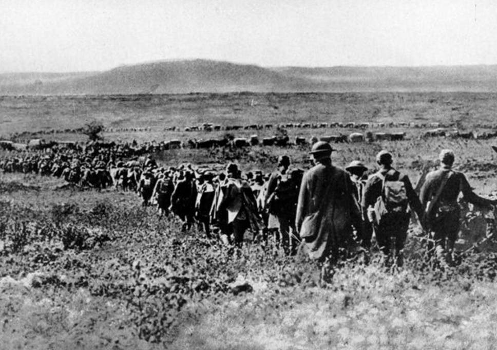 A history of the first world war in 100 moments america unleashes american troops advance on a german position on the saint mihiel salient north eastern fandeluxe Choice Image