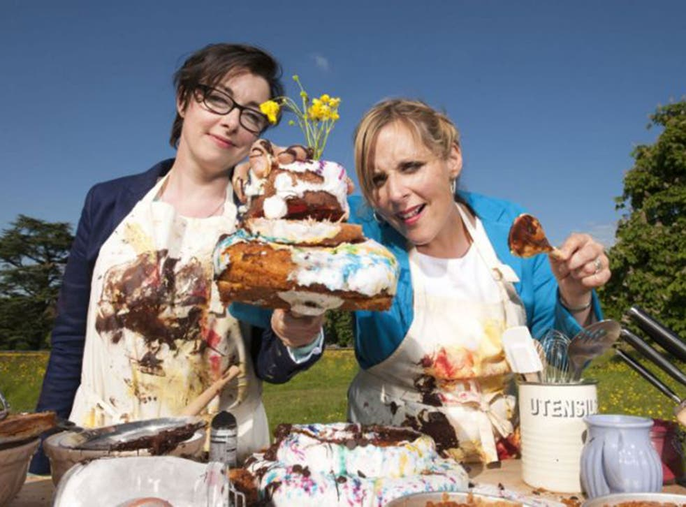 Recipe for success: the format for BBC's 'The Great British Bake Off' has been bought by 11 European countries and five farther afield