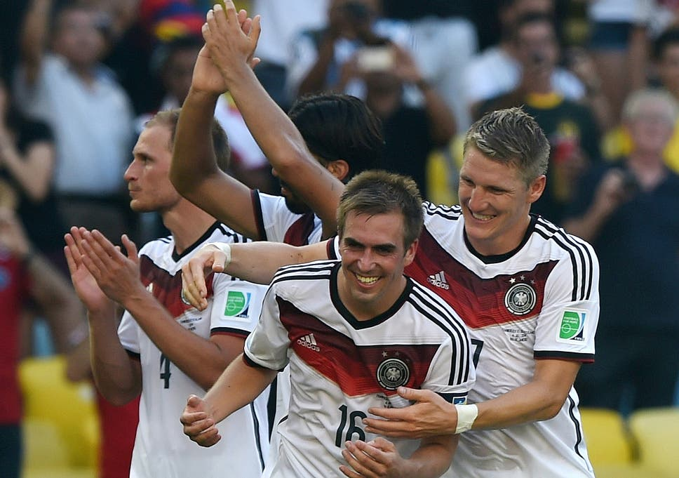 e29eb158509 Brazil vs Germany World Cup 2014 preview: It is time for Germany's golden  generation to turn promise into prizes