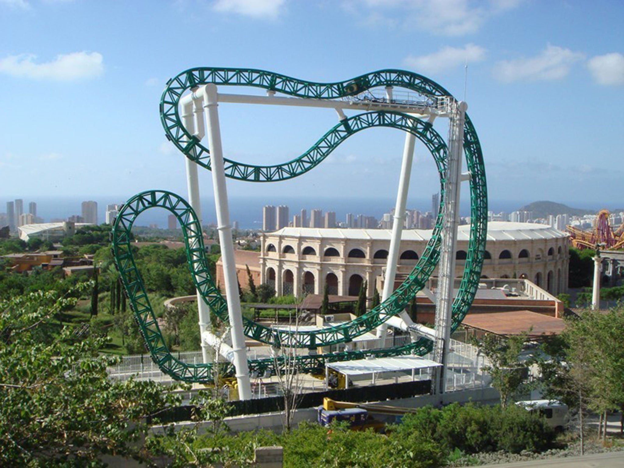 British Teenager Dies After Falling From Rollercoaster