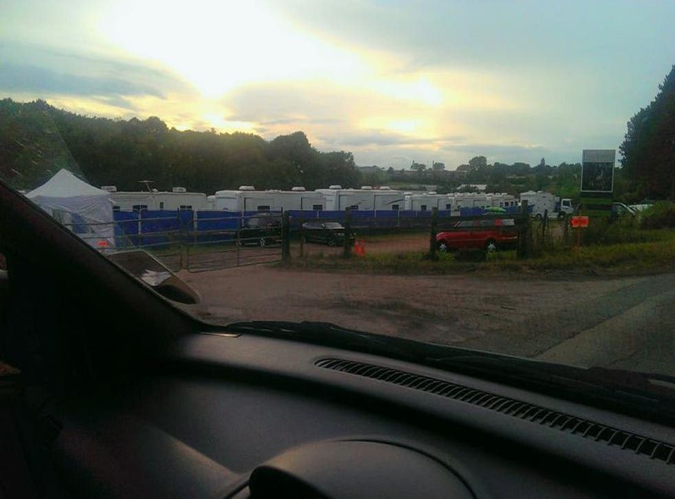 The Forest of Dean has become 'Winnebago city'