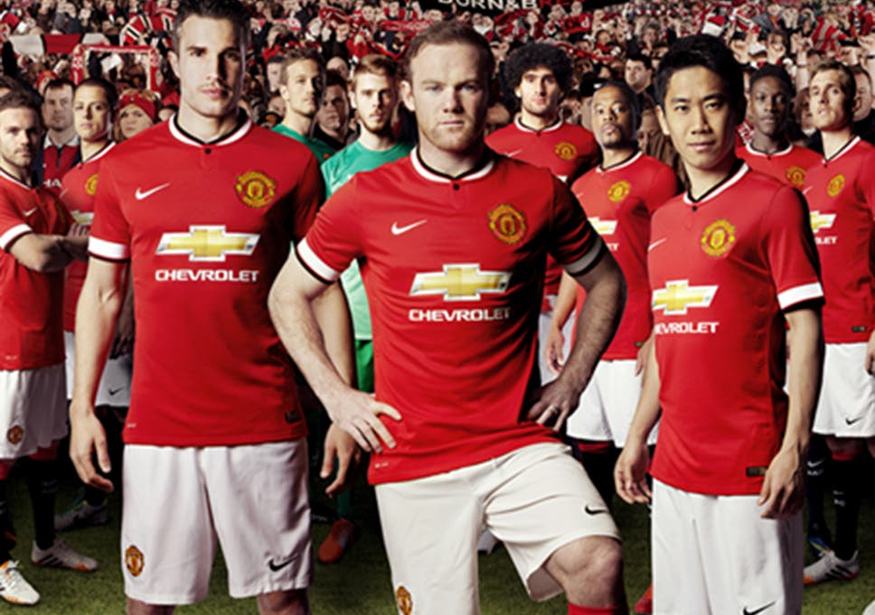 Manchester United kit deal  £750m Adidas agreement signals Reds can ... 4bee9585943e7
