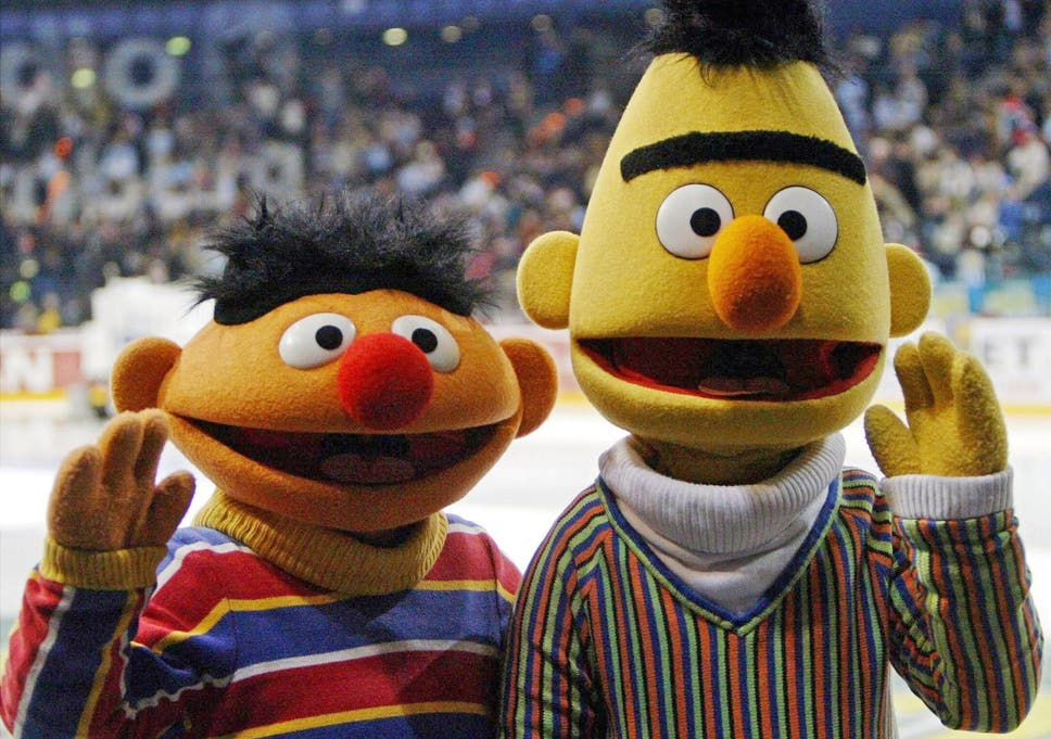 Bert and ernie homosexual discrimination