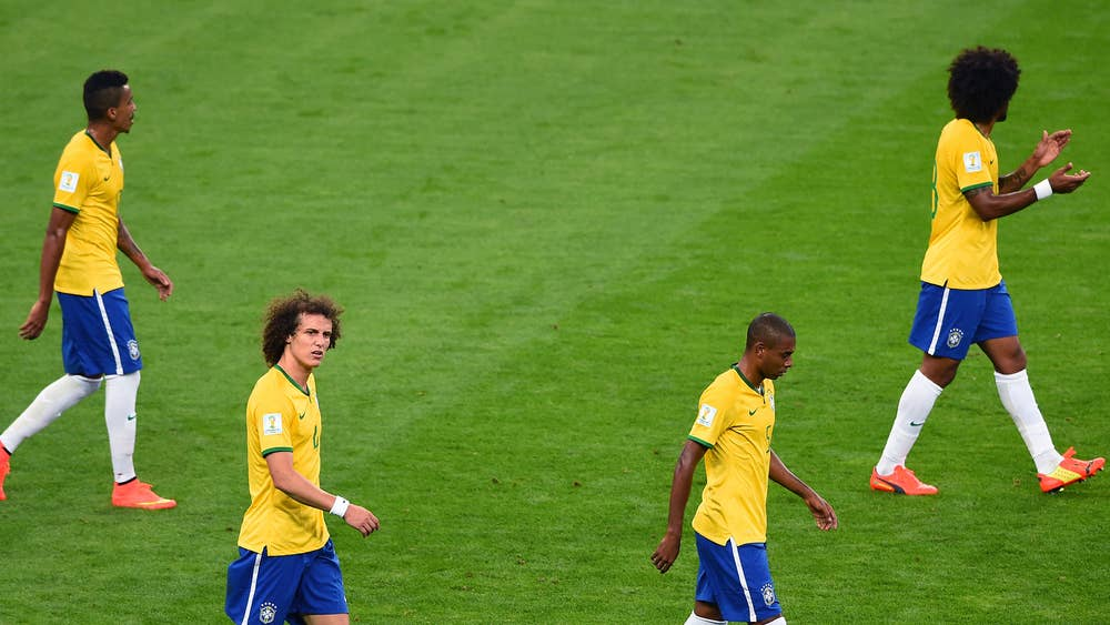ec9df6236 World Cup 2014  Brazil wakes up to cold reality of calamity