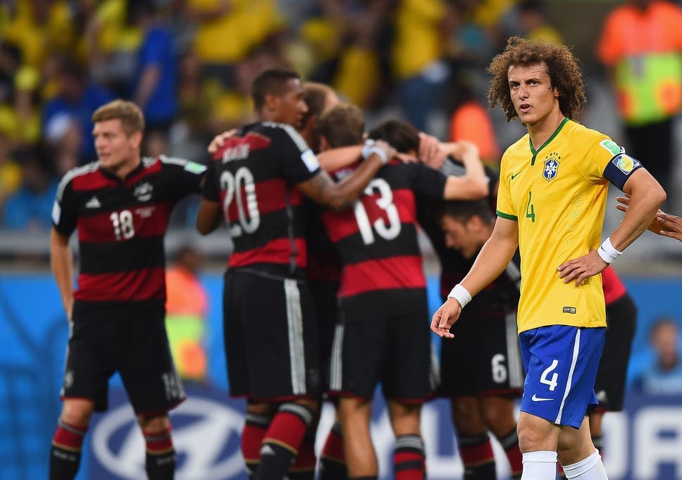 9b8a5c6ff Brazil vs Germany World Cup 2014  Was the 7-1 semi-final defeat the worst  of all-time