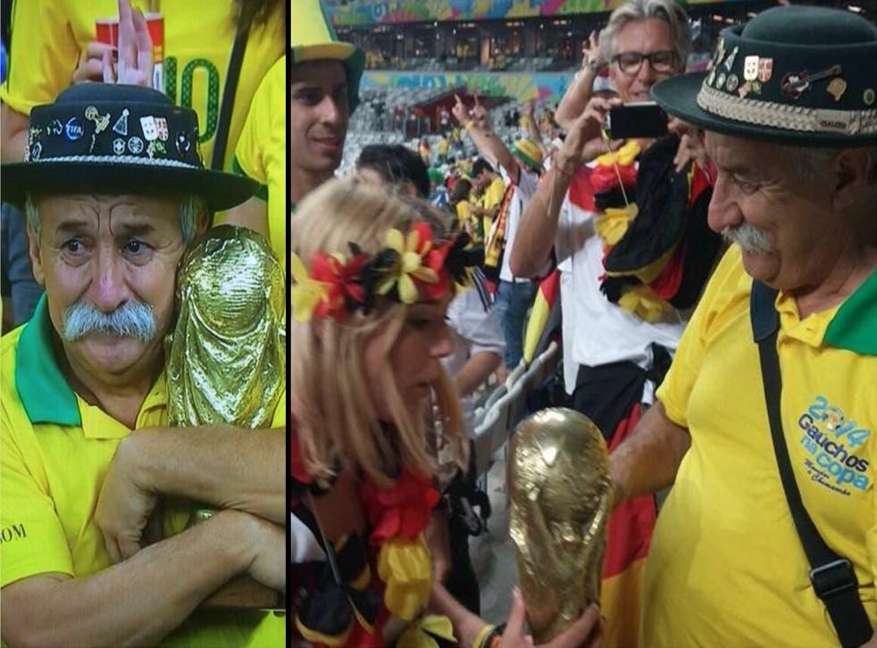Clovis Acosta Fernandes has been to no fewer than seven World Cups