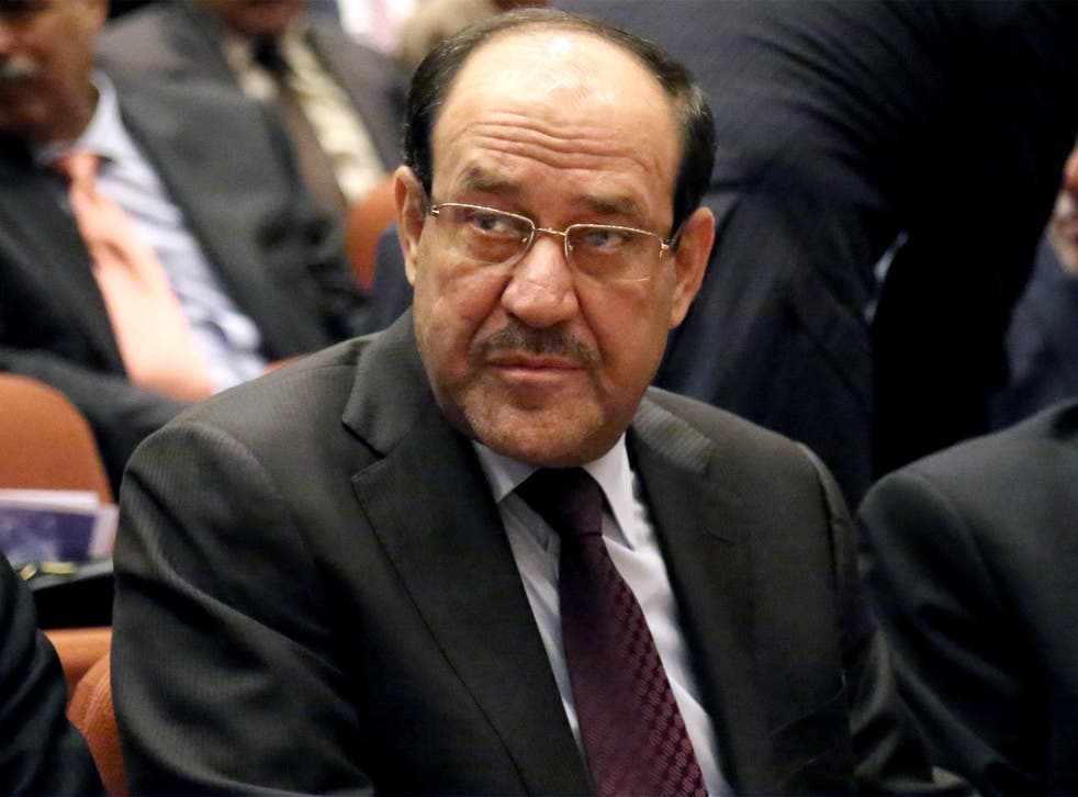 Iraqi Prime Minister, Nouri al-Maliki, accused the Kurdish zone of being a haven for Islamic extremists