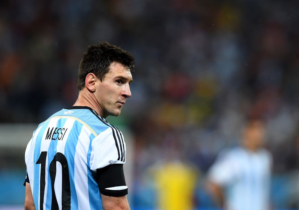 5e054555bcc World Cup 2014 final - Germany vs Argentina: Lionel Messi will decide  final, says David Beckham
