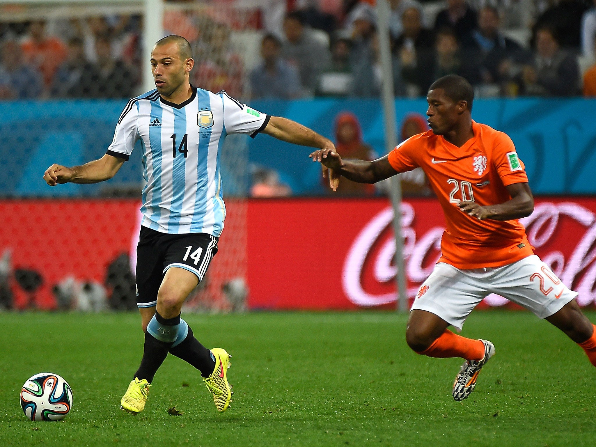 MASCHERANO SENT OFF FOR KICKING DRIVER DOWNLOAD