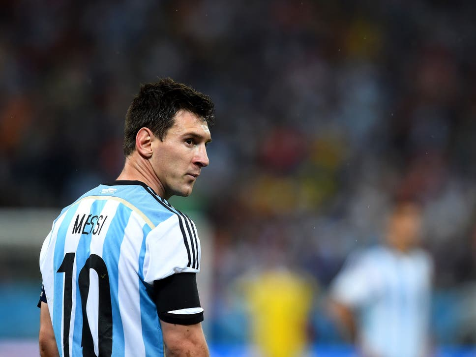 Netherlands vs argentina world cup 2014 player ratings lionel messi lionel messi getty images voltagebd Image collections