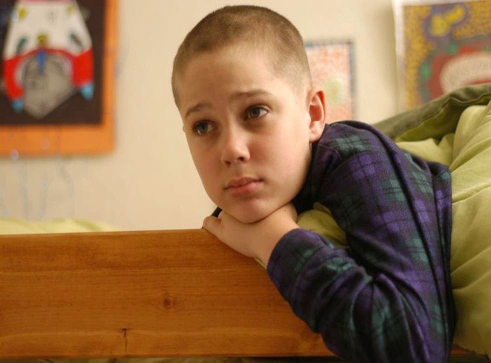 Before adulthood: Ellar Coltrane stars in Richard Linklater's 'Boyhood'