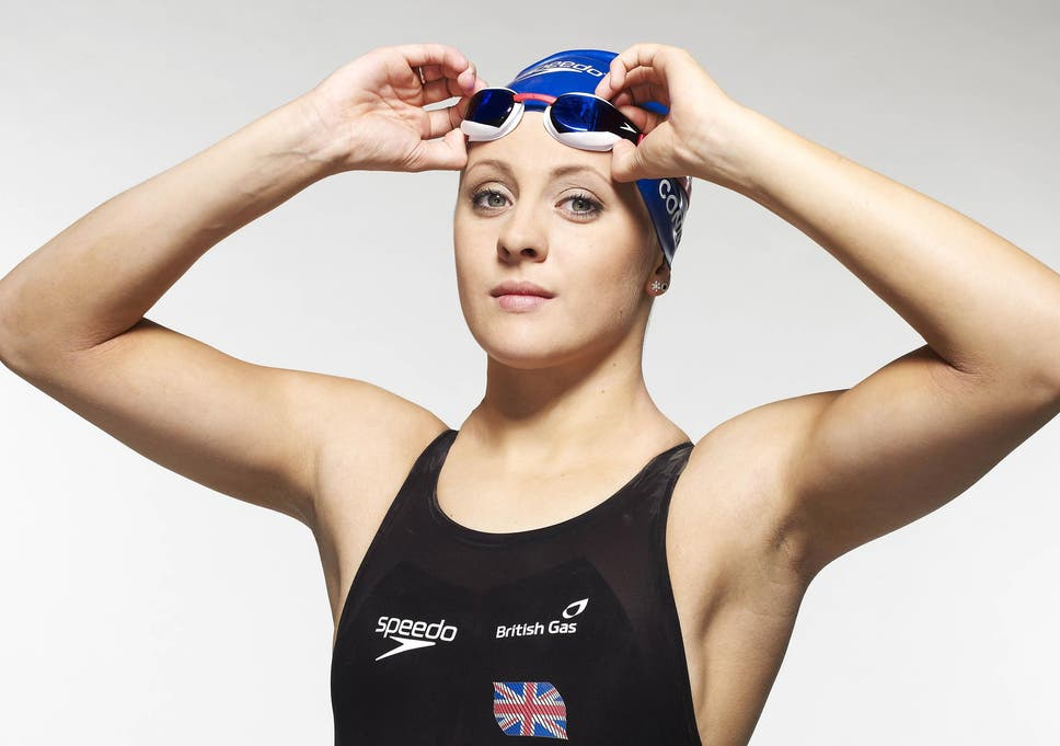 90cc1bafbd15 Siobhan-Marie O Connor competed at the London Olympics but is now in her