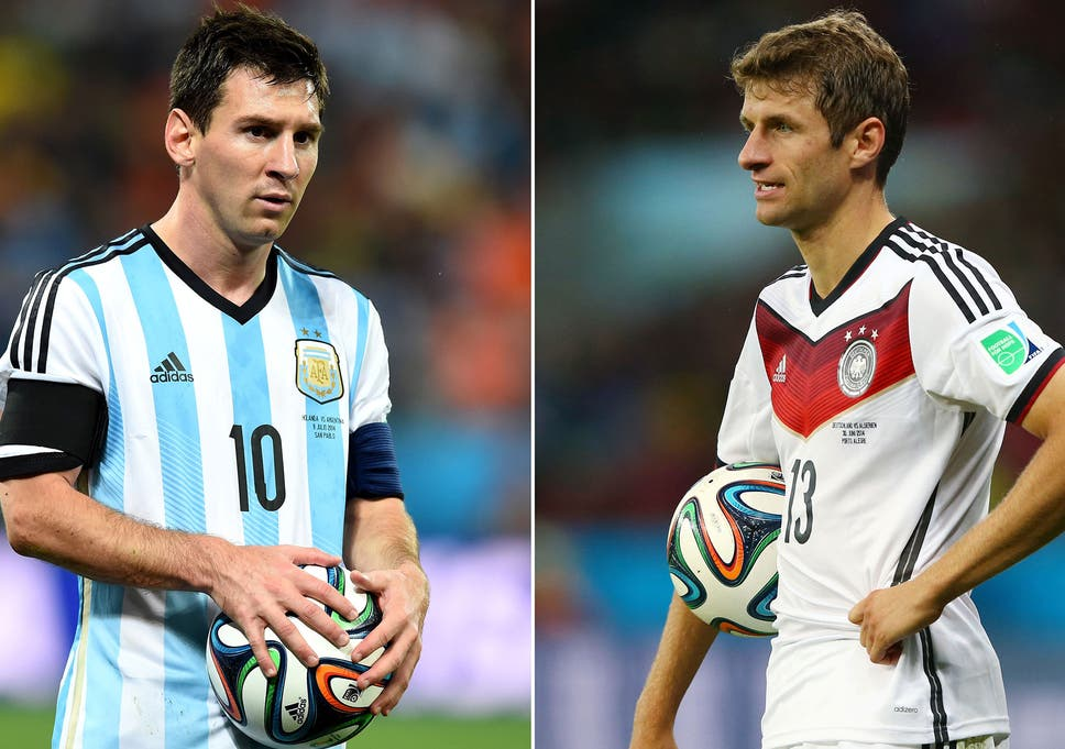 World Cup 2014 Final Germany Vs Argentina Which League Has The