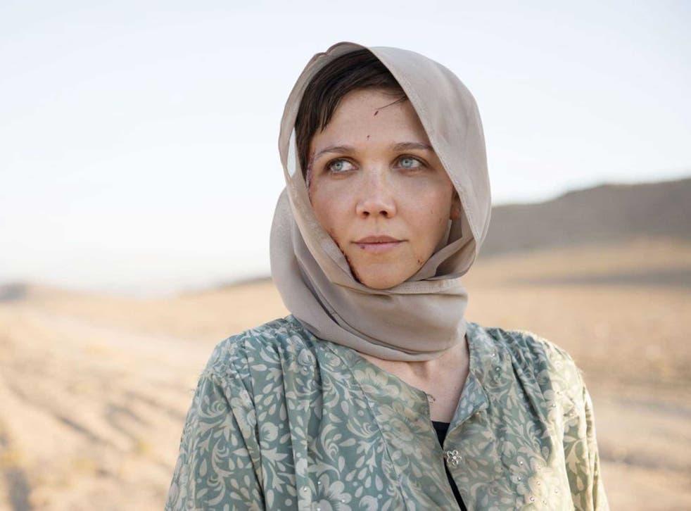Maggie Gyllenhaal stars in The Honourable Woman