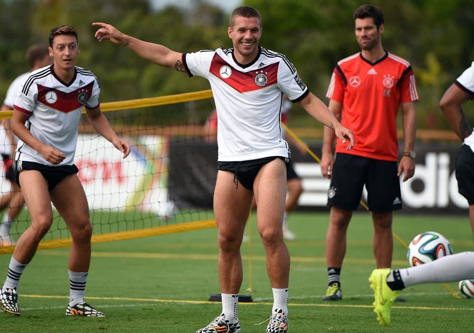 817eb86df Arsenal transfer news  Lukas Podolski exit rumours played down by Arsene  Wenger