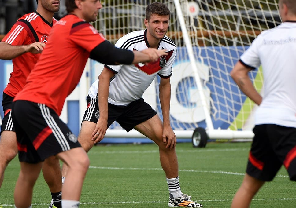 World Cup 2014 Final Germany Vs Argentina Preview Thomas Muller