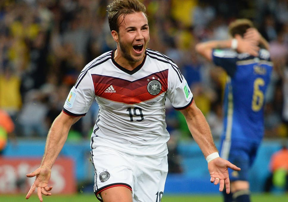 f1c9808cb70 Germany vs Argentina match report World Cup 2014 final: Gotze scores extra- time winner to crush Messi dream