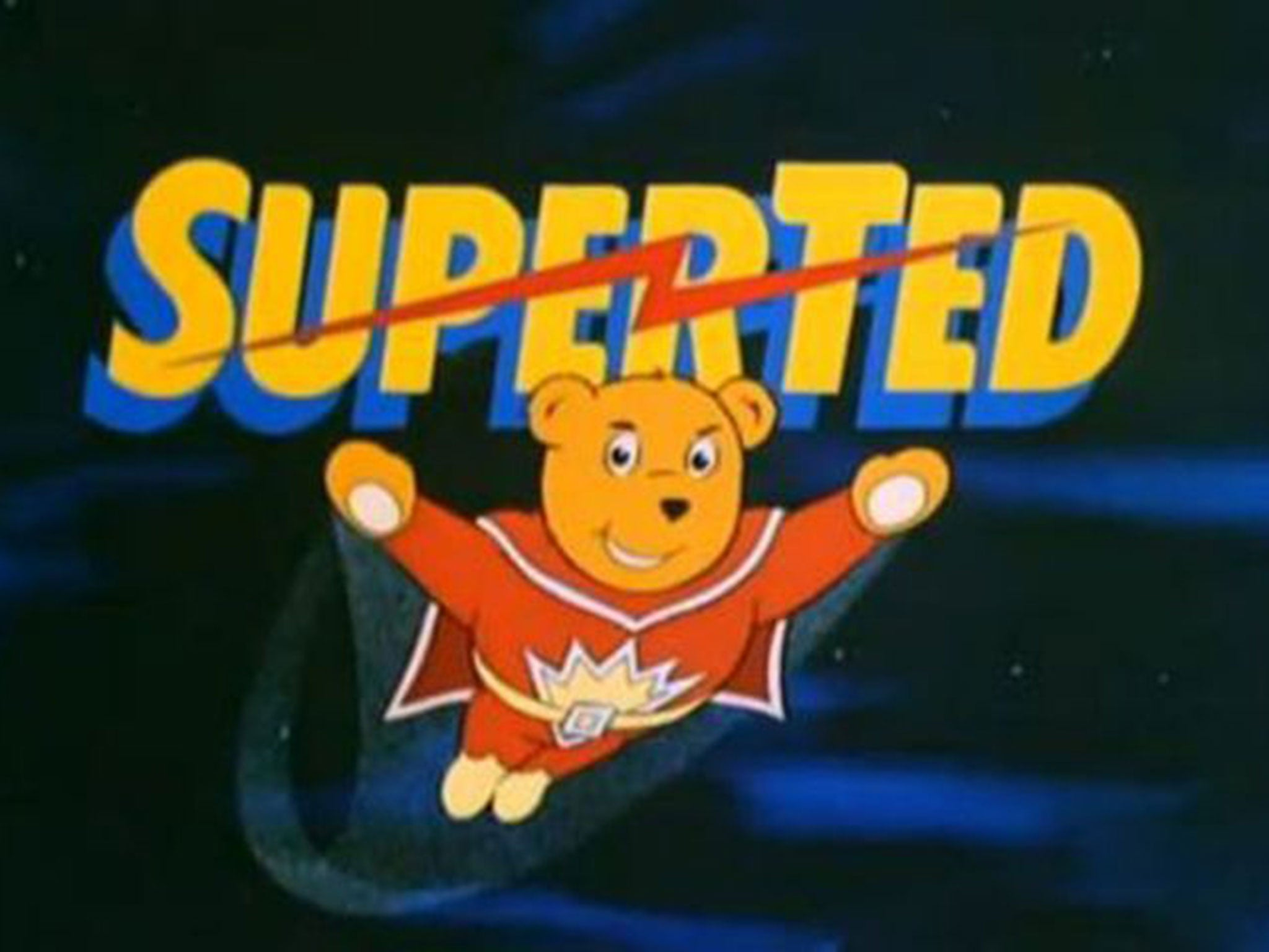 SuperTed Set To Return The BBC As Latest Revival Of