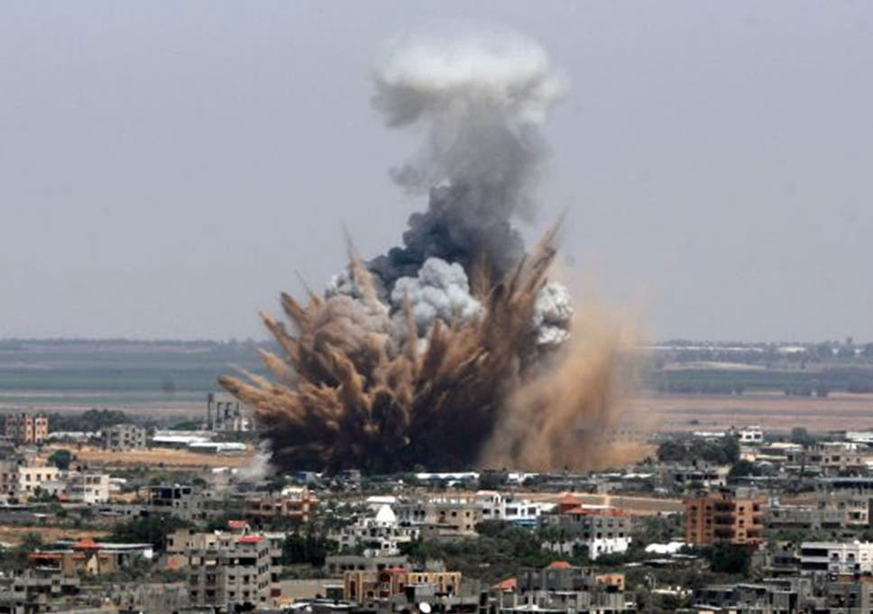 Israel-Gaza conflict: 80 per cent of Palestinians killed by Israeli