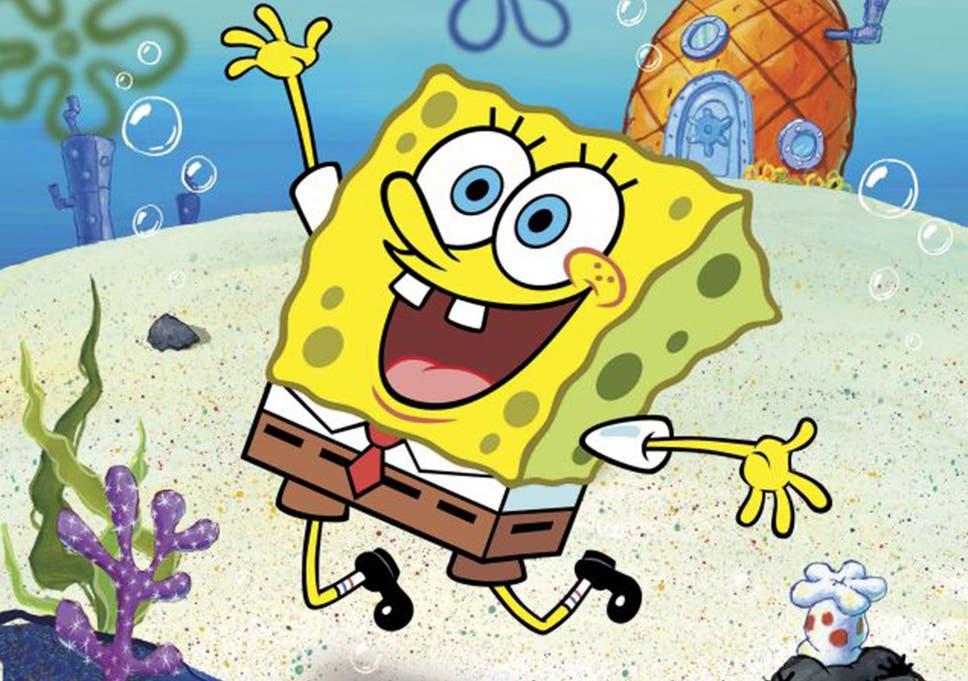 Spongebob Squarepants Promotes Violent And Racist Colonialism