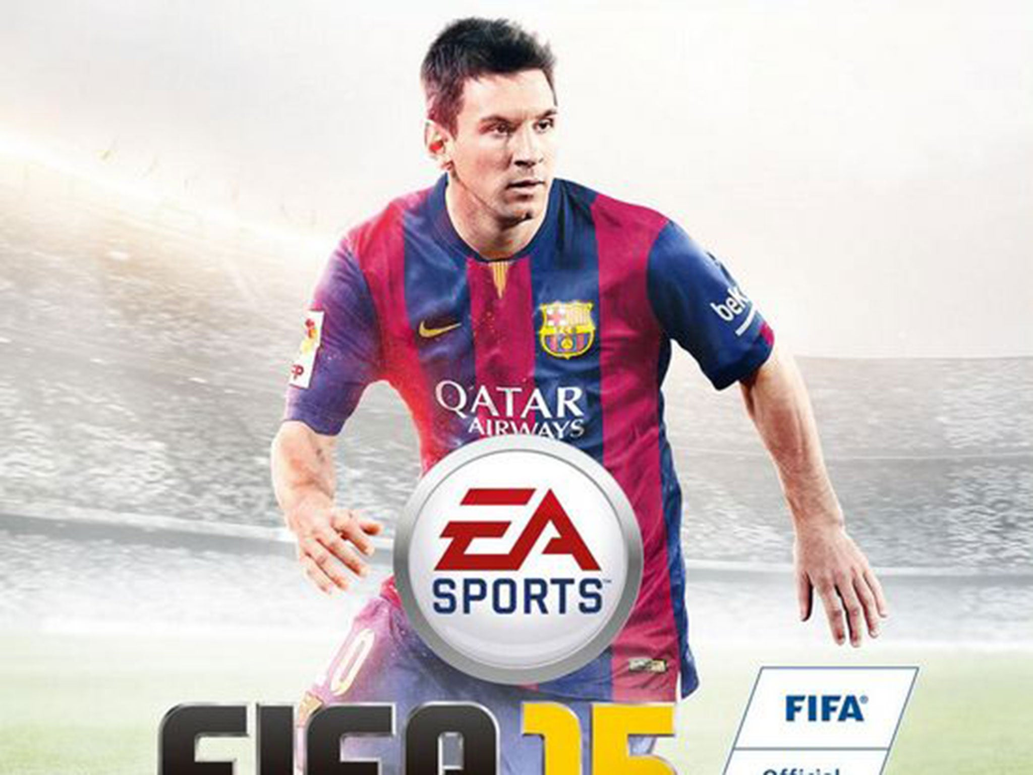 fifa 15: lionel messi named global cover star for new game that's