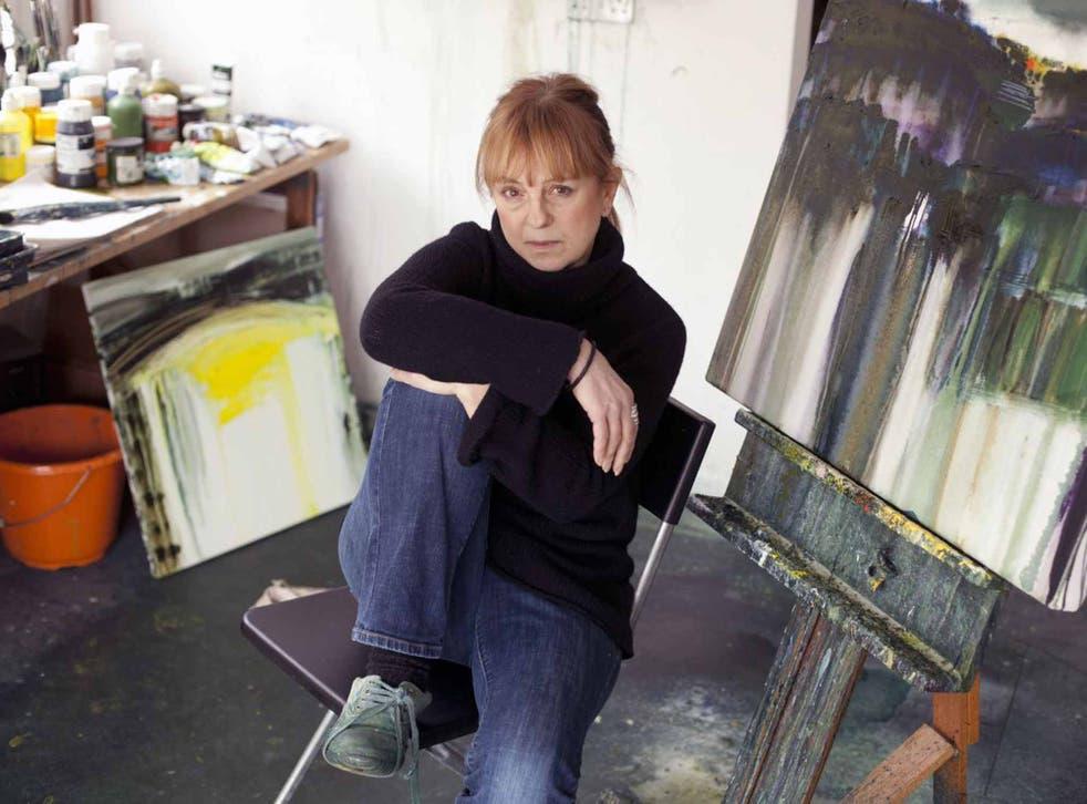 Devon Open Studios artist Gina Parr