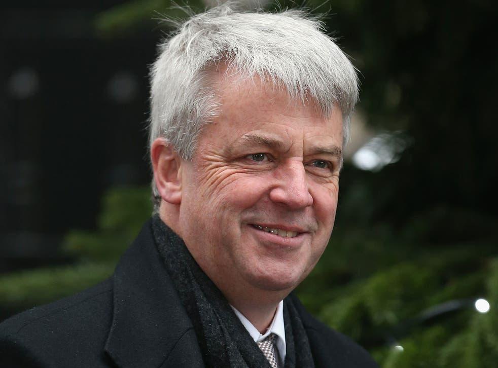 Former Health Secretary, Andrew Lansley