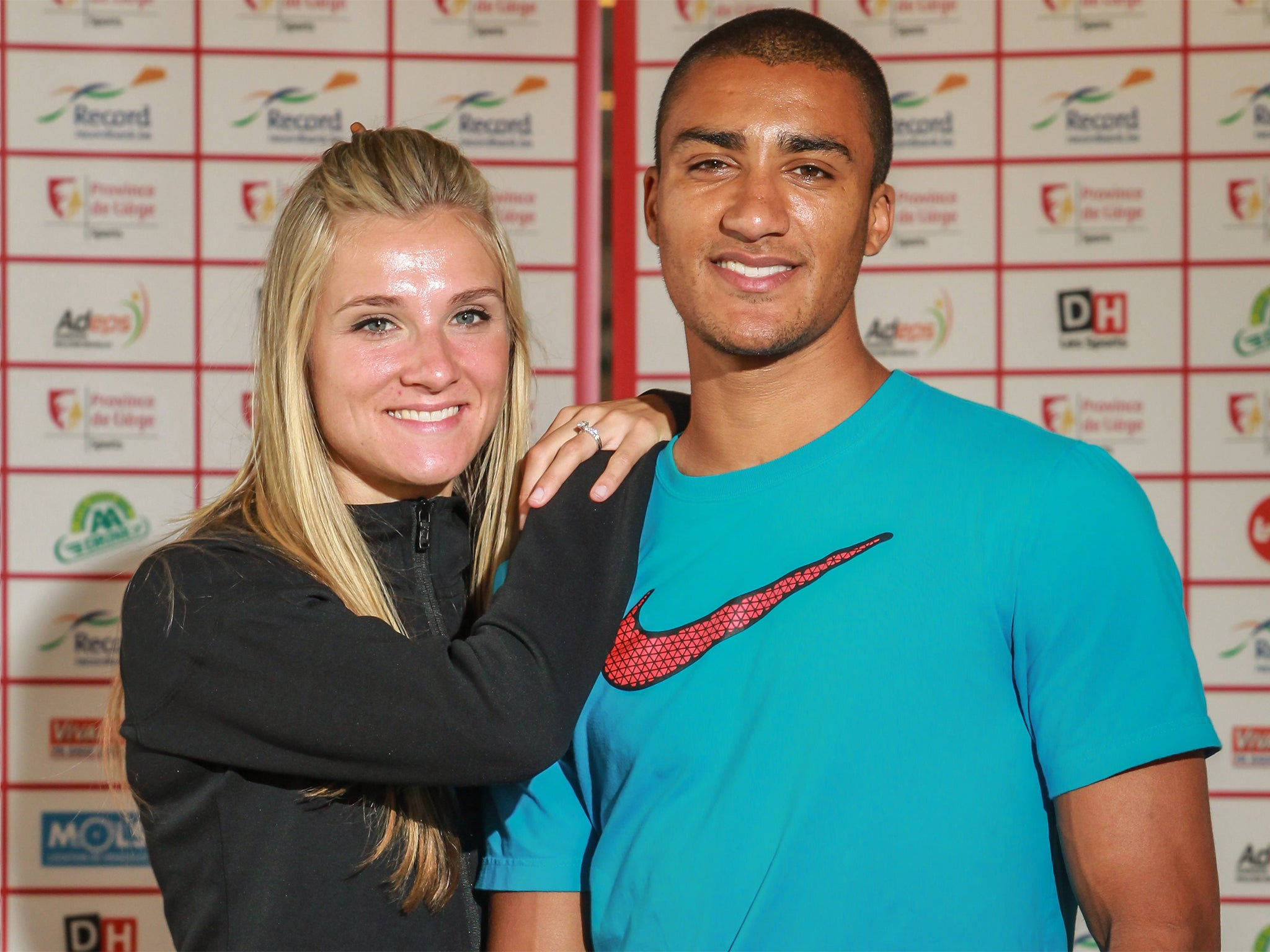 brianne theisen eaton wedding. ashton eaton: the man and his marriage have got ultimate winning formula | independent brianne theisen eaton wedding