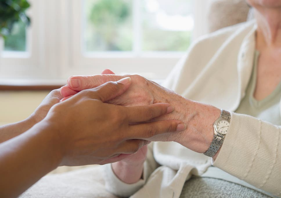 Care for elderly in state of 'calamitous decline' amid £1bn