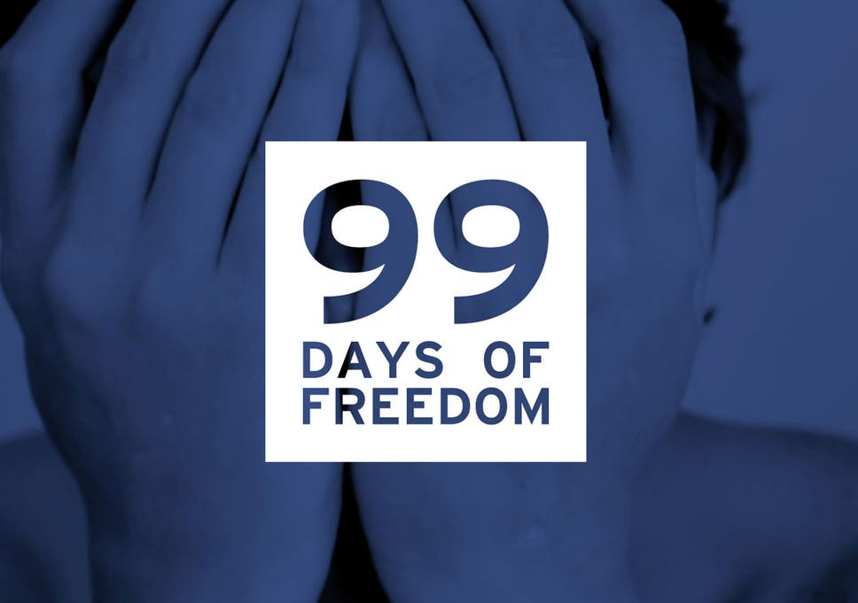 Facebook mood experiment: '99 Days of Freedom' project gets