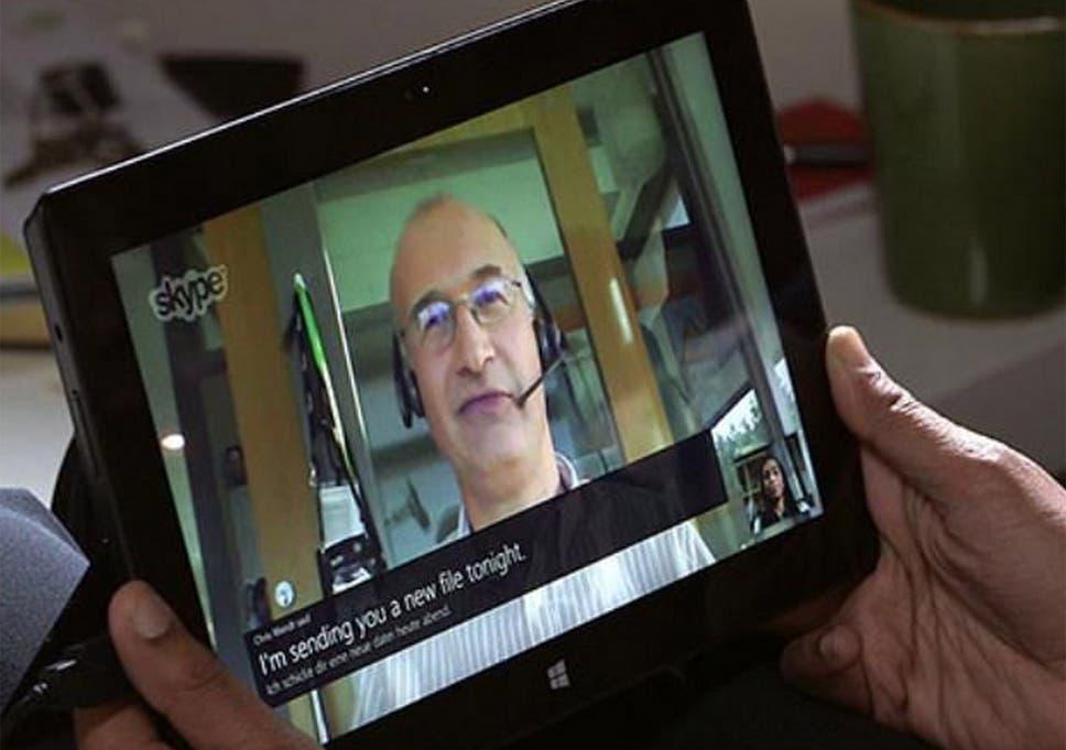 Skype Translator: chat app will now live translate video