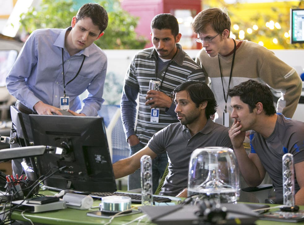 Get with the programmers: Mike Judge's new comedy, 'Silicon Valley'