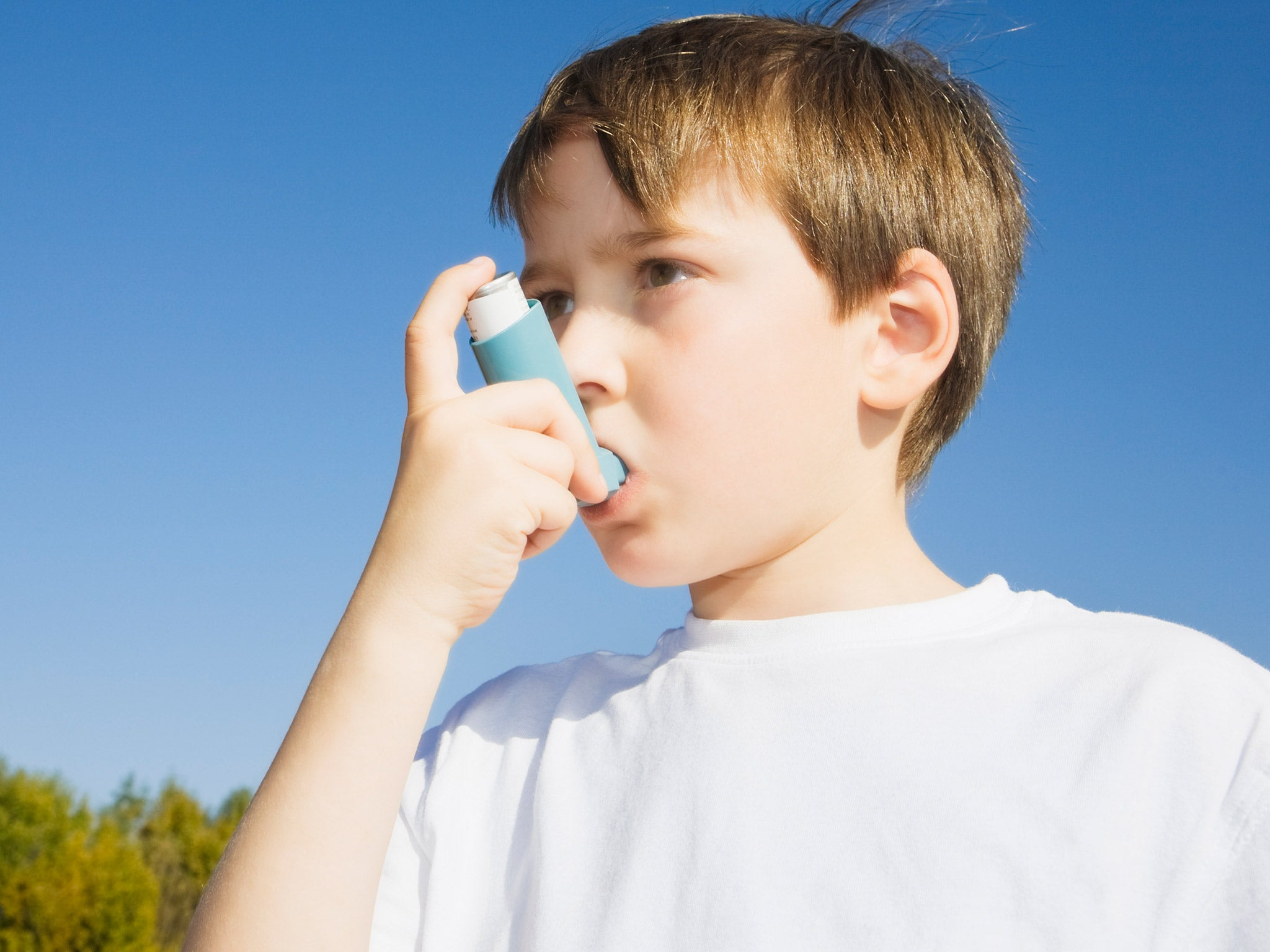 corticosteroid inhaler for asthma