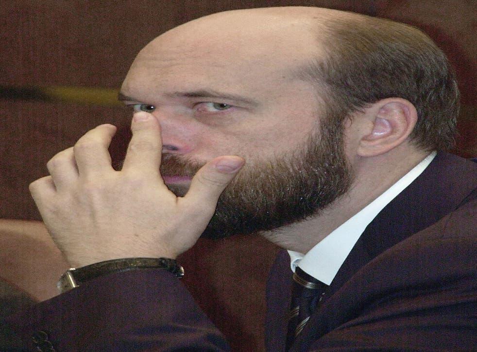 Sergei Pugachev's empire is collapsing