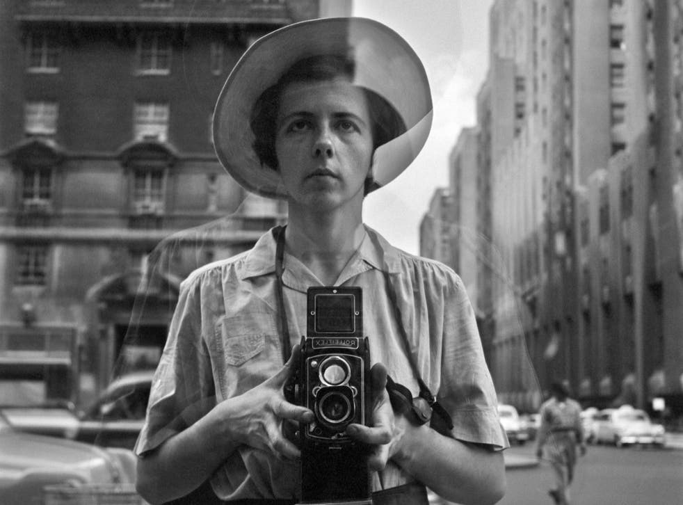 You've been framed: 'Finding Vivian Maier'